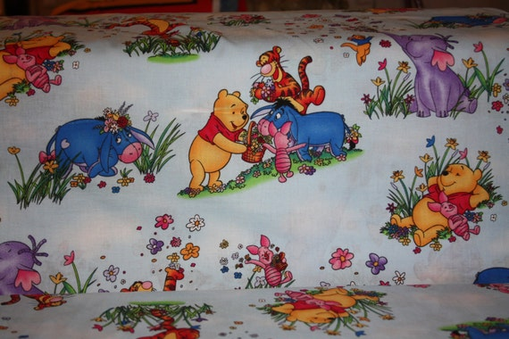 winnie the pooh and the flower garden. Black Bedroom Furniture Sets. Home Design Ideas