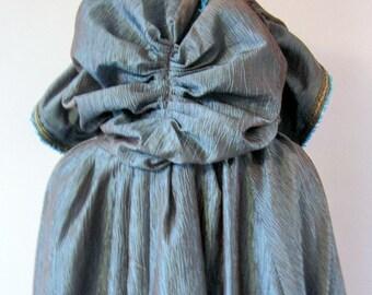 Kinsale hooded cloak