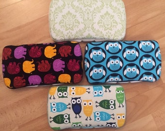 Fabric Covered Huggies Wipes Case