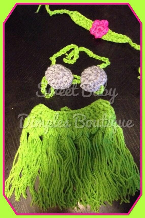 Baby Grass Skirt 102