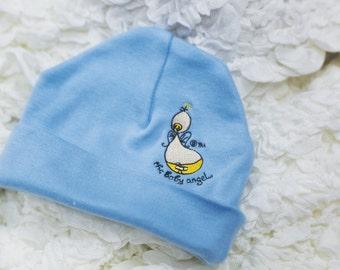 Baby Angel beanie hat