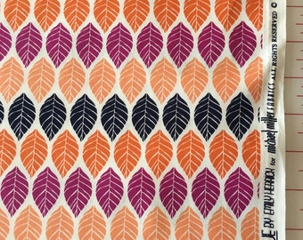 Rustique leaf Fabric by the Yard- Emily Herrick for Micheal Miller Fabrics