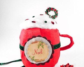 Hot Coco Mug Surprise Ball