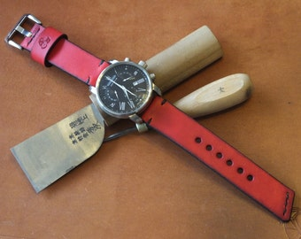 Leather Watch Strap