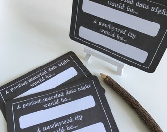 Married Date Night Cards