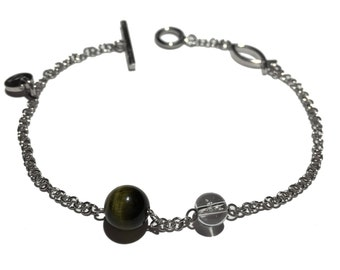 H2O Collection - BROWN - Bracelet for men and women -  - cod. H2O B2 05