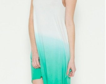 Ombre Swing Dress