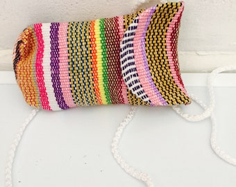 Artisanal Cellphone Pouch