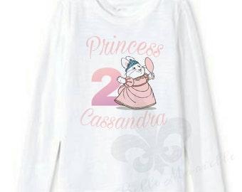 Max and Ruby Princess Birthday Shirt/Max & Ruby Shirt