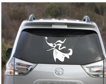 Zero Decal - Jack's Dog Decal - NBC Decal - Nightmare Before Christmas Decal - Sally Sticker - Sally Snitch