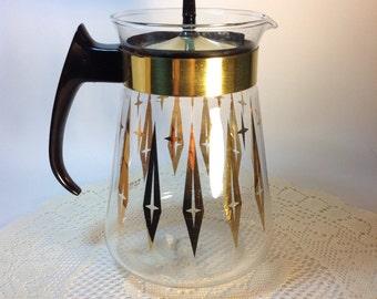Pyrex Carafe Retro Carafe Coffee Pot Pyrex Love Pyrex Collector Pyrex Collectible