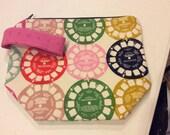 Knitting Project Bag - Sock Bag