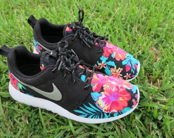 New! Floral Custom Women Roshe