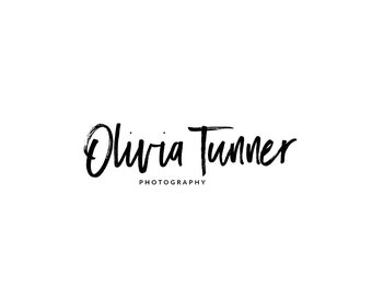 Custom LogoDesign, Photography Logo, watermark, Hand-written logo, Blog header, Photographywatermark, Modern logo,