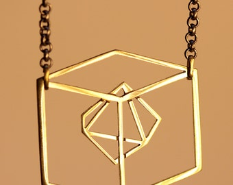 Triangle Cube :)