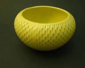 Bright Bretby Vase - Gift for Women - Colour Pop Dish - Studio Pottery - British Pottery - Modernist Pottery - Mother's Day Gift