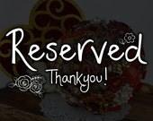 RESERVED, Wedding Brooch Bouquet, Broach Bouquet, Brooch Bouquet, Gold Bouquet, Flowergirl Bouquet, Bridesmaid Bouquet, Button Bouquet