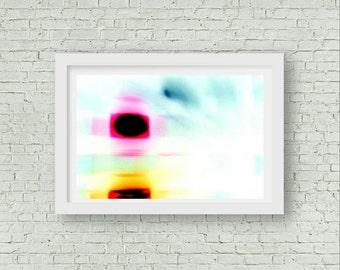 Abstract Modern Photograph #1, Fine art photography, sc fi photograph, Abstract print, Modern Print, Home Decor, Wall art, Abstract, Modern