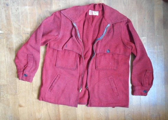 vintage 60s a for wear black outdoor clothing