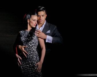 Milonga Tango Salon Dress