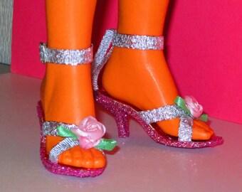 Tiffany taylor high heels sandals