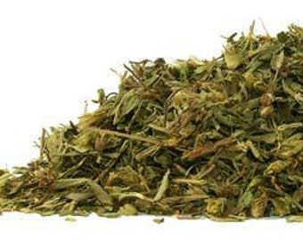 Certified Organic Stevia Leaf - Dried Herb - 4oz