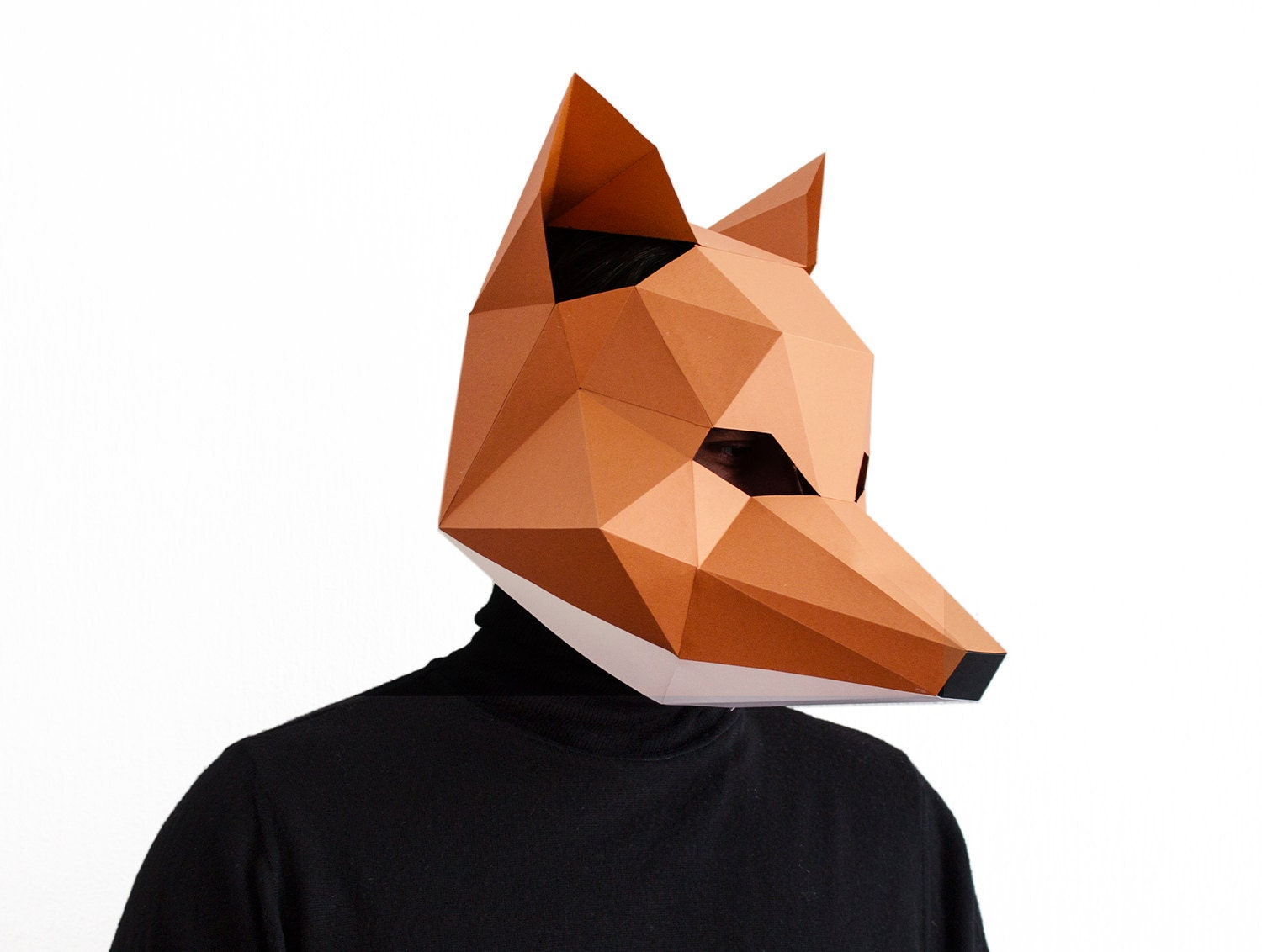Search results for crocodile mask template free for Fantastic mr fox mask template