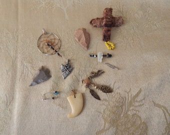 Native American Artifacts Vintage