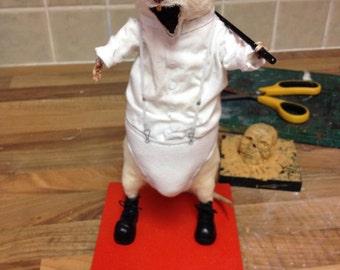 Clockwork orange rat
