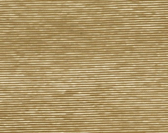SCALAMANDRE ETHNIC Chic Silk Ribbed OTTOMAN Fabric 10 Yards Cream
