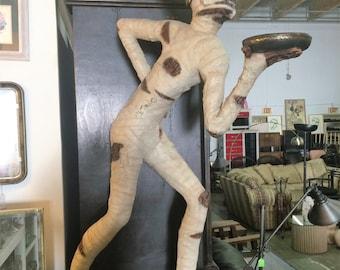 Life-Size Egyptian Mummy Statue