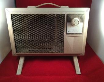 Vintage Sears Kenmore Space Heater Model 303.72300