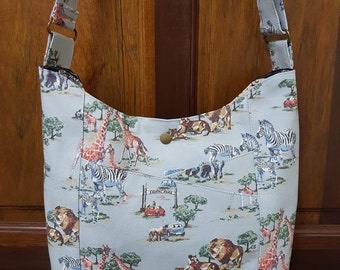 The Zola Sling Bag Pattern