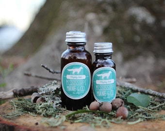Mighty Oak Beard Oil - Mississippi Mane and Co