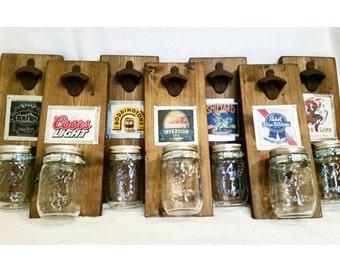 Beer Bottle Openers - Bottle Opener - Personalized Bottle Openers - Groomsmen Gift - Mancave Gift - Beer - Housewarming - Wedding