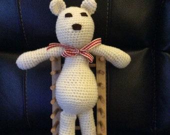 Crocheted Bear