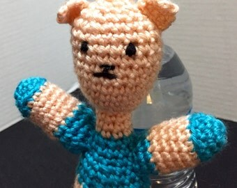 Crochet Dog, Amigurumi Dog, Crocheted Dog, Baby Shower