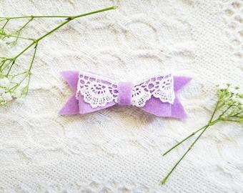 Lavender Lace Pixie