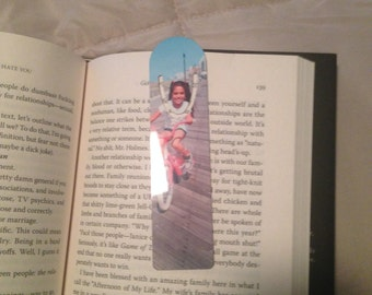 BOOKMARK  Custom / Personalize your own  Photo Bookmark!