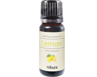 100% Pure Lemon Essential Oil 10ml