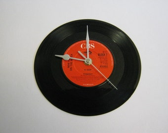 "New Kids On The Block - ""Tonight"" Record Wall Clock"