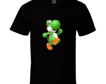 Mario Kart Yoshi T Shirt