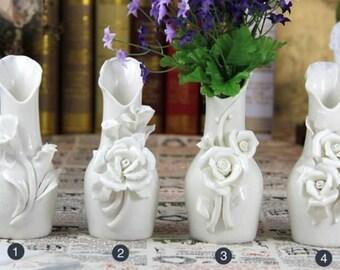 Lovely simplistic inspired design flower vase