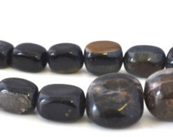 Mixed Stone Sized,Exotic Bronzite Stone Beads, Gemstones,