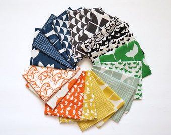 Hemma by Lotta Jansdotter -  19 piece Fat Quarter Bundle from Windham Fabrics