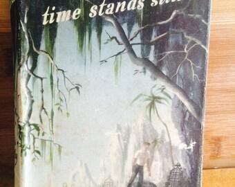Dennis Wheatley - 1950s thriller - 1st Edition - Gregory Sallust - Adventure book - kitsch 1950s book - Wheatley