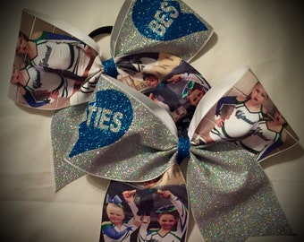 Bestie PHOTO CHEER Bow~CHOOSE Colors