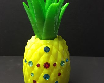 Pineapple Tooth Pick Holder
