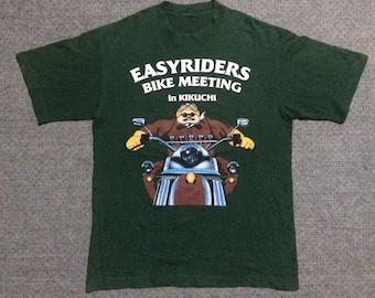 Vintage 90'S Easyriders Bike Meeting in Kikuchi