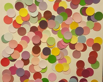 Paint Swatch Dots